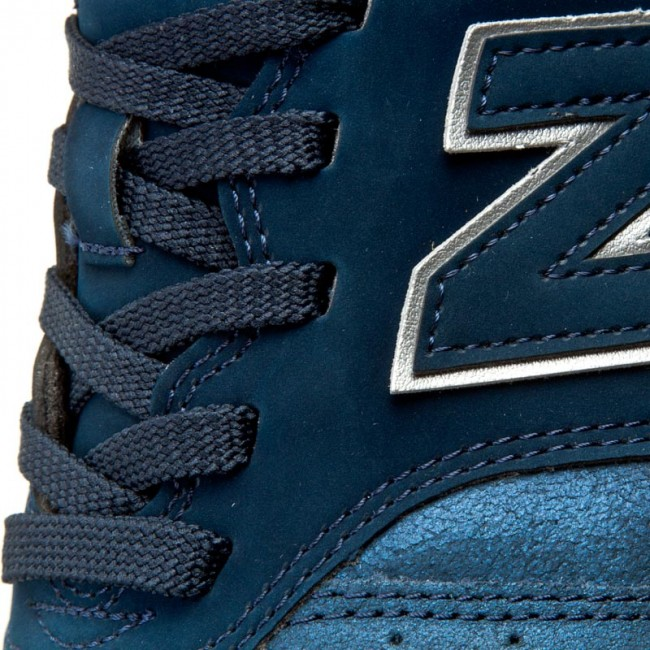 Sneakers NEW BALANCE - WL373NS Navy Blue