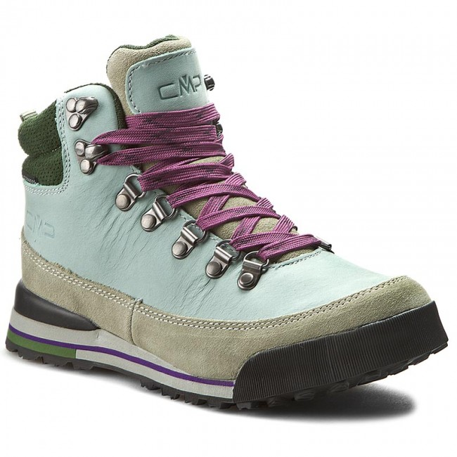 Trekker Boots CMP Heka Wmn Hiking Shoes Wp 3Q49556 Salvia F670