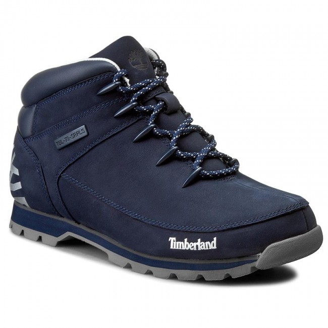 2cd5c50e02d Hiking Boots TIMBERLAND - Euro Sprint A18F7 Black Iris