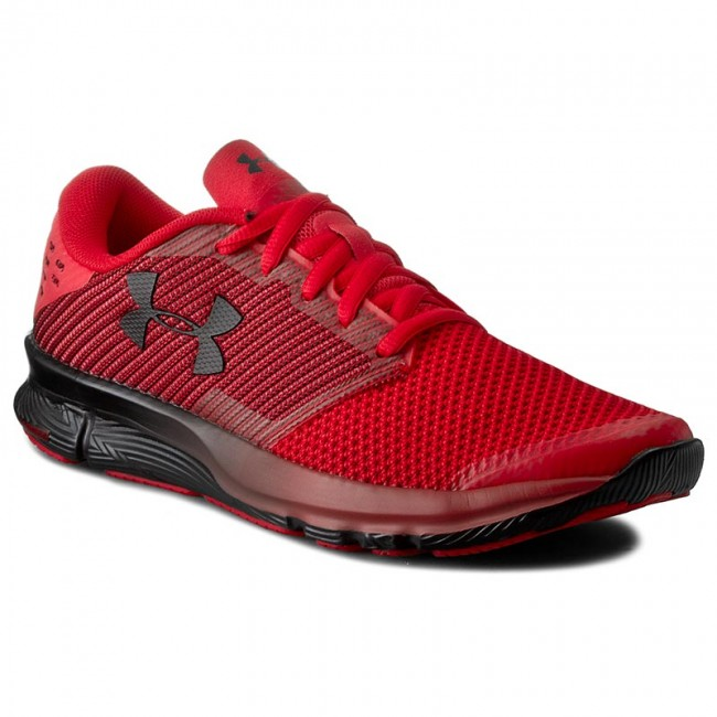 Ua Charged Reckless 1288071-600 Red/Blk
