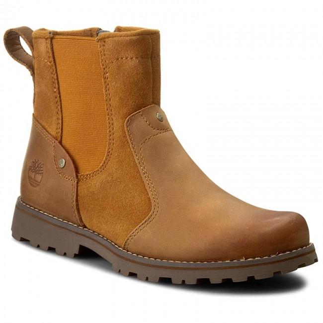 Boots TIMBERLAND Asphalt Trail Chelsea A1BNM Wheat
