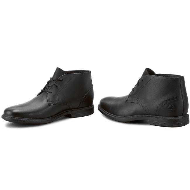 Boots TIMBERLAND Arden Heights Chukka A18O4 Black