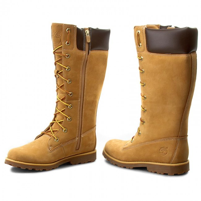 cocina Inferior Hora  Knee High Boots TIMBERLAND - Classic Tall Lace U 83980/TB0839802311 Asphl  Trl Cls Tall Wh Whea - Jackboots - High boots and others - Women's shoes |  efootwear.eu