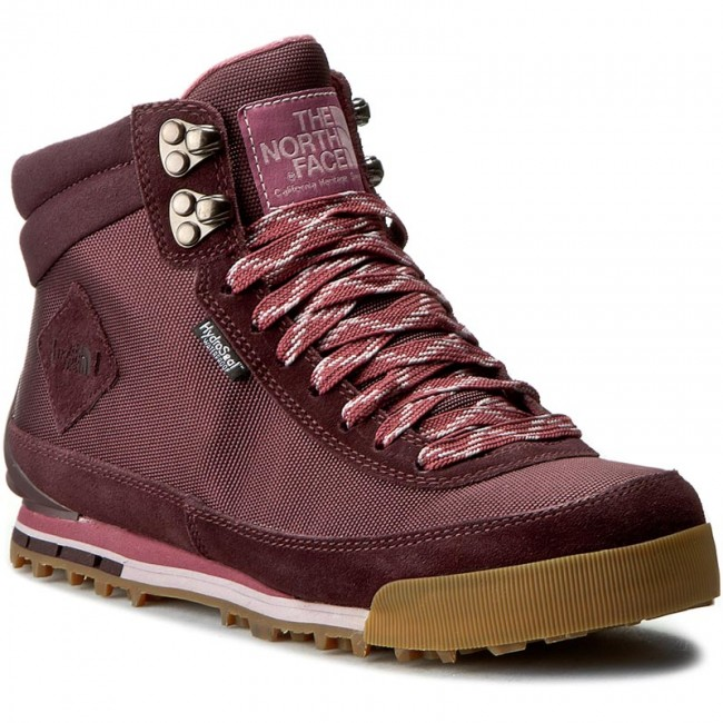 5290b443a4 Trekker Boots THE NORTH FACE - Back-To-Berkeley Boot II T0A1MFNJH Fudge  Brown/Renaissance Rose