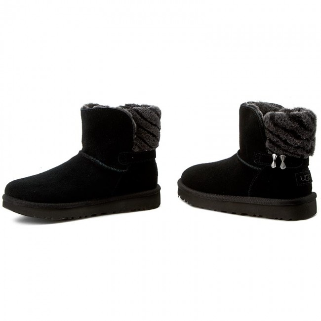 antiguo picar saldar  Shoes UGG - W Adria 1013306 W/Blk - UGG - High boots and others - Women's  shoes | efootwear.eu