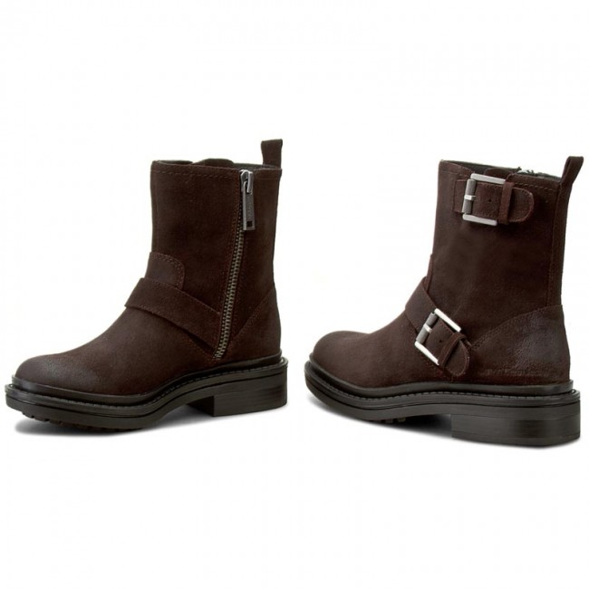 Boots CALVIN KLEIN JEANS - Flynn R3472 Mocha - Boots ...