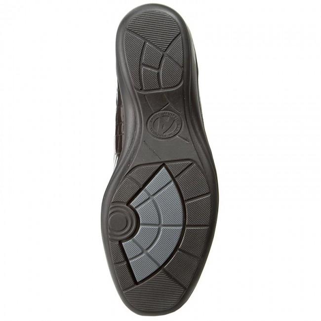 shoes comfortabel 941960 2 braun wedge heeled shoes. Black Bedroom Furniture Sets. Home Design Ideas