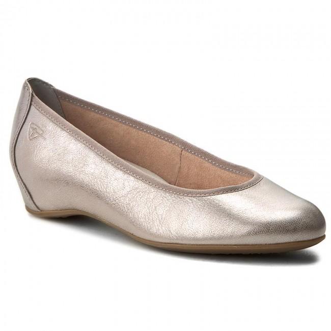 shoes tamaris 1 22421 28 rose 521 wedge heeled shoes. Black Bedroom Furniture Sets. Home Design Ideas