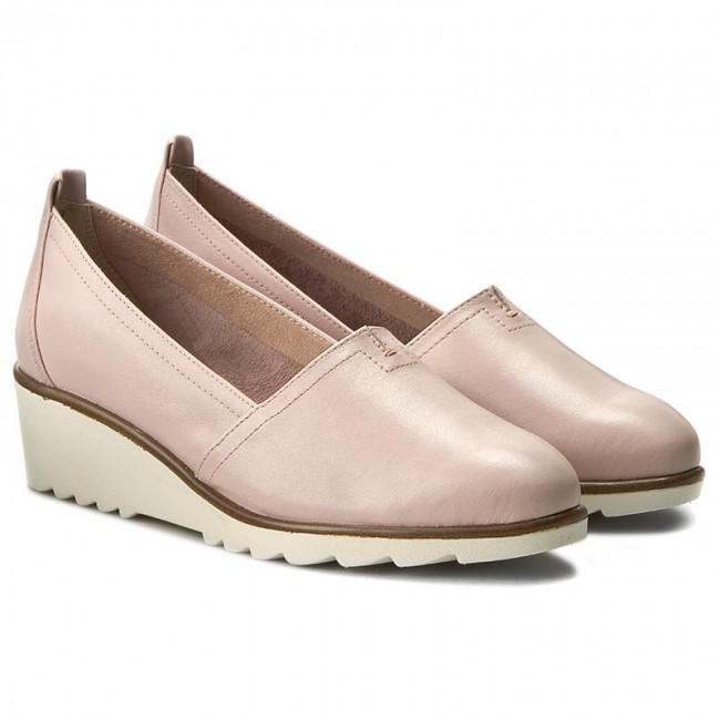 shoes tamaris 1 24614 28 rose 521 wedge heeled shoes. Black Bedroom Furniture Sets. Home Design Ideas