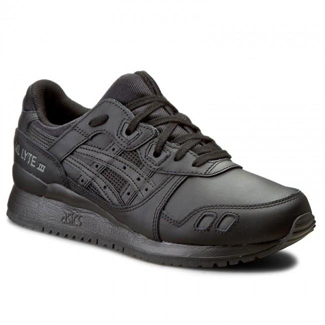 new style 0b484 ae2a5 Sneakers ASICS - TIGER Gel-Lyte III HL6A2 Black/Black 9090