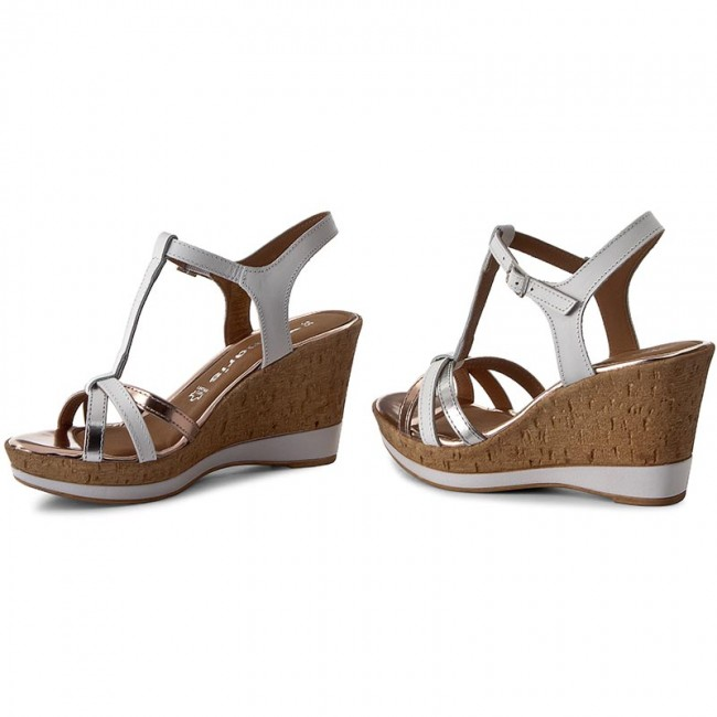 Sandals TAMARIS 1 28347 28 White Comb 197