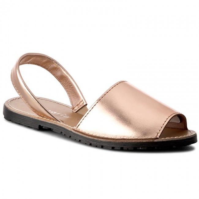 Sandals TAMARIS - 1-28916-38 Rose Metallic 952