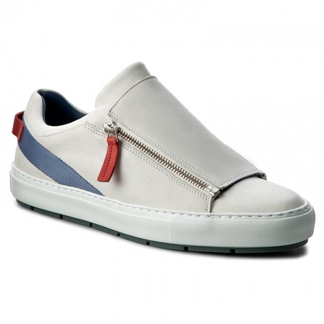 Shoes CLARKS - Laika Zip 261261277 White