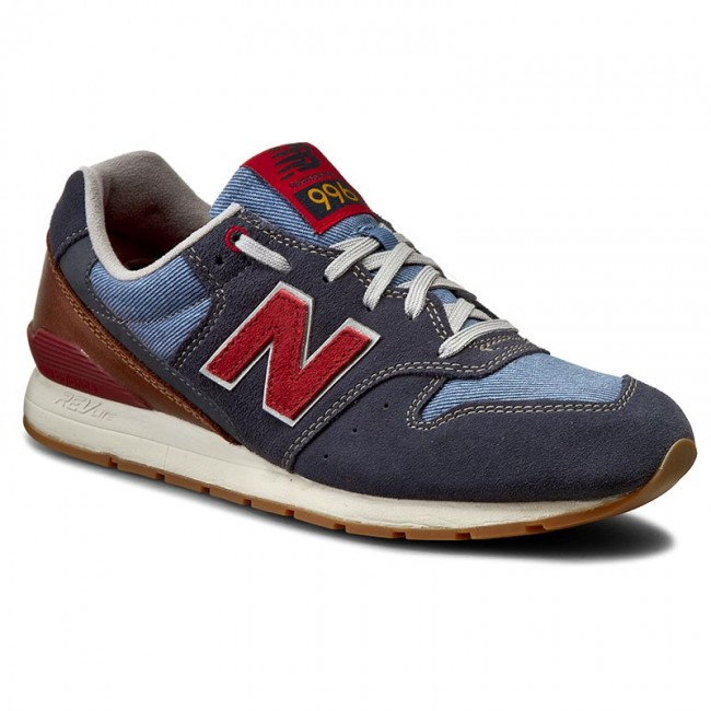 timeless design fee72 7a568 Sneakers NEW BALANCE - MRL996NF Navy Blue