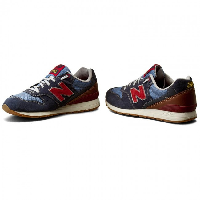 Sneakers NEW BALANCE MRL996NF Navy Blue