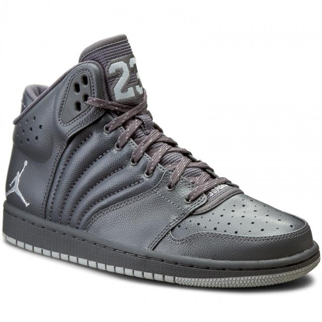 official photos b9d6f af93e Shoes NIKE - Jordan 1 Flight 4 820135 005 Dark Grey/Wolf Grey