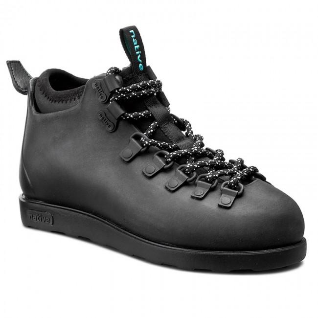 41328863916 Hiking Boots NATIVE - Fitzsimmons Jiffy Black/Jiffy Black