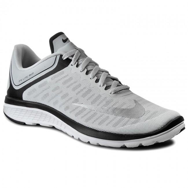 new product f9e75 e7bc6 Shoes NIKE - Fs Lite Run 4 852435 005 Pure Platinum/Metallic Silver