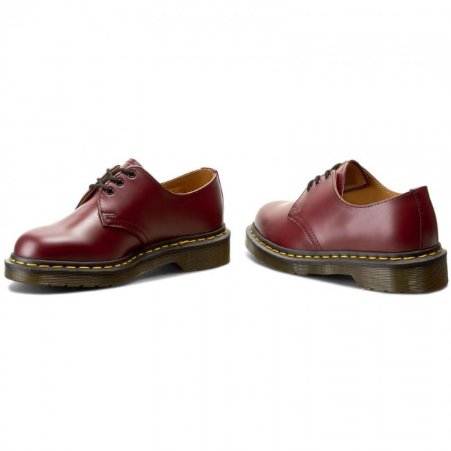 factory outlet new specials official store Shoes DR. MARTENS - 1461 59 10085600 Cherry Red