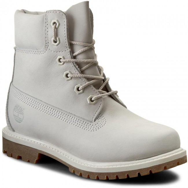 Hiking Boots TIMBERLAND 6 In Premium Boot A196RTB0A196R0271 Lt Gry