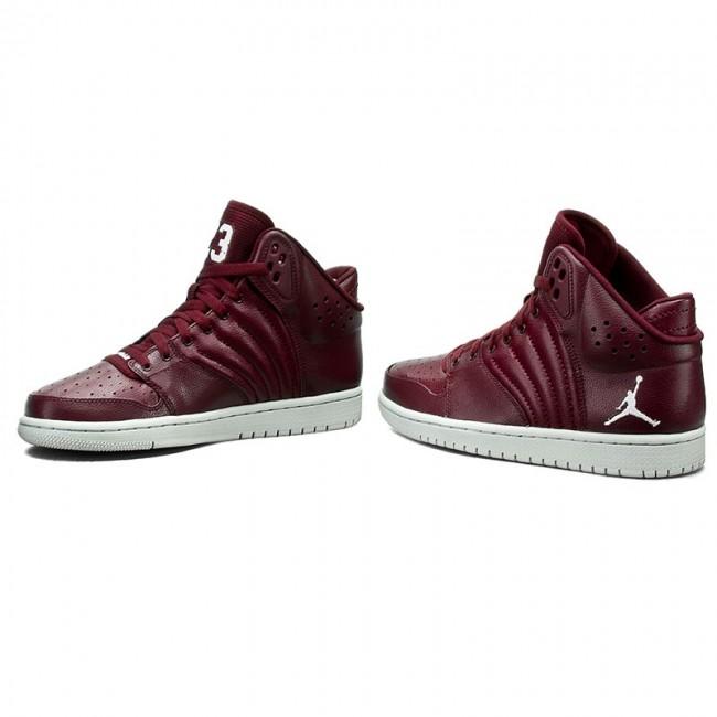 best sneakers 3ea90 932ad Shoes NIKE - Jordan 1 Flight 4 820135 600 Night Maroon/Pure Platinum