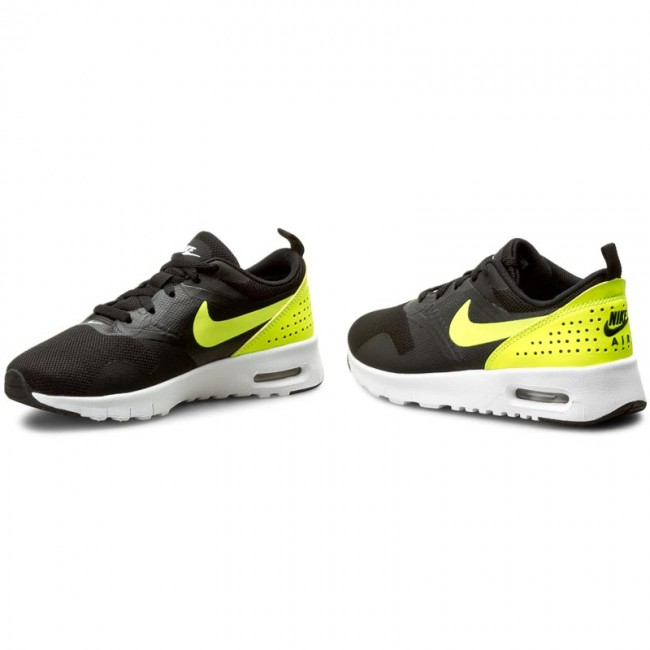 Shoes NIKE Air Max Tavas (Ps) 844104 007 BlackVolWhite