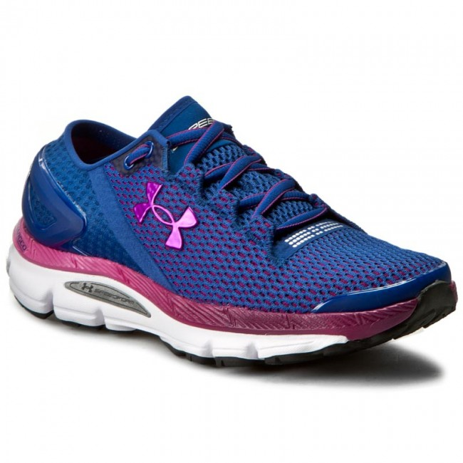 competitive price 39ac2 69d3e Shoes UNDER ARMOUR - Ua W Speeform Gemini 2.1 1288354-480 Her/Wht/Ppl