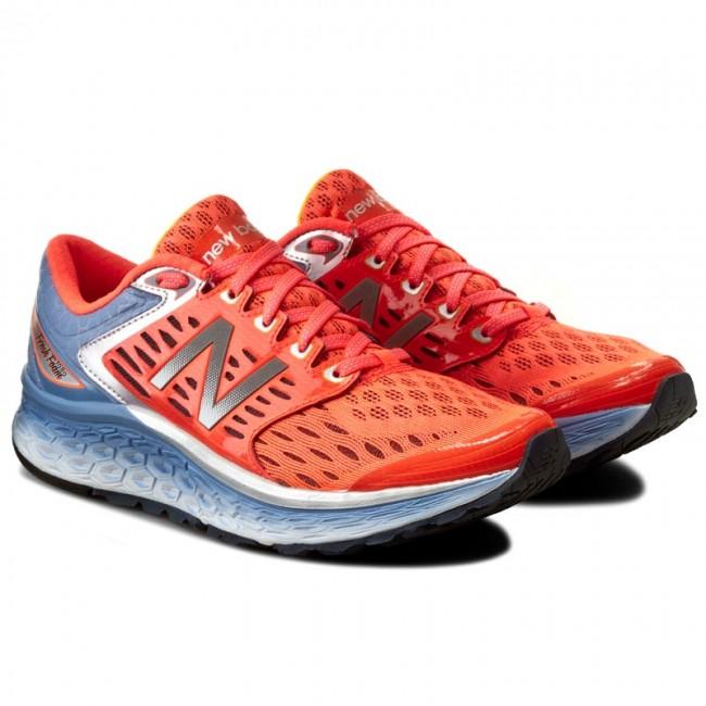 Shoes NEW BALANCE - W1080PS6 Orange - Indoor - Running