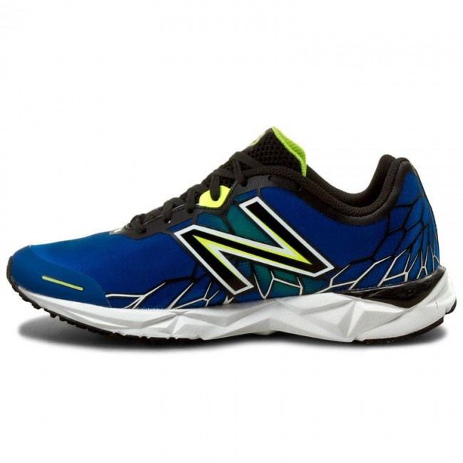 Shoes NEW BALANCE - M1490BL1 Blue - Indoor - Running shoes