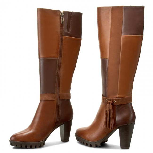 Knee High Boots TAMARIS 1 25533 27 Muscat Comb 354