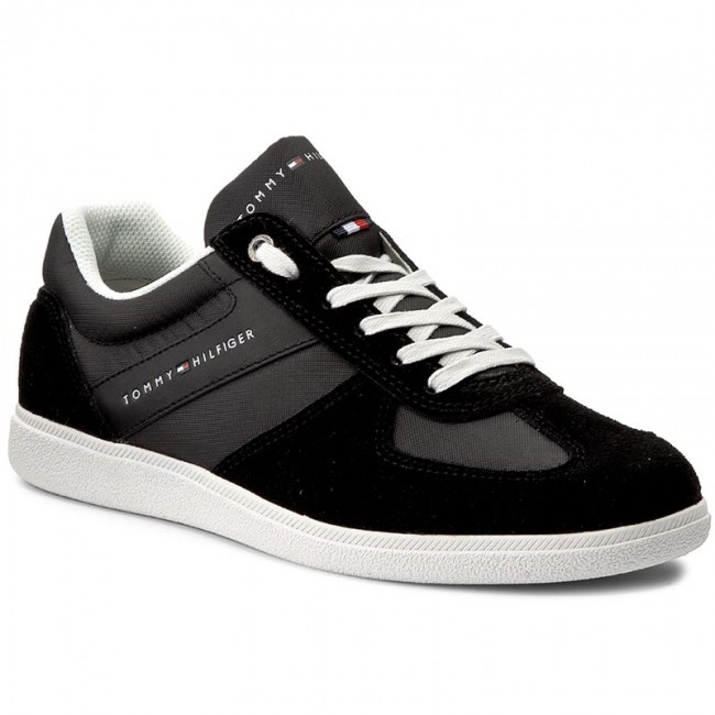 Sneakers TOMMY HILFIGER - Danny 1C4 FM0FM00439 Black 990