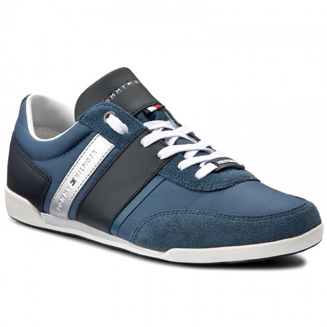 Sneakers TOMMY HILFIGER - Royal 2C2 FM0FM00648 Midnight/Jeans 403