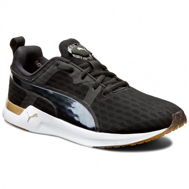 design de qualité fb144 990b7 Shoes PUMA - Pulse XT v2 Gold Wns 188971 02 Puma Black/Gold