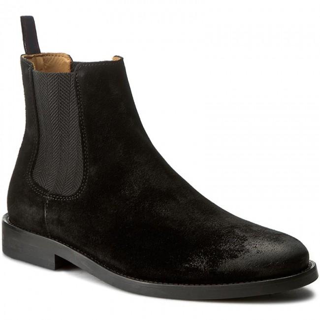 san francisco 64daa 4de86 Ankle Boots GANT - Max 13653354 Black G00