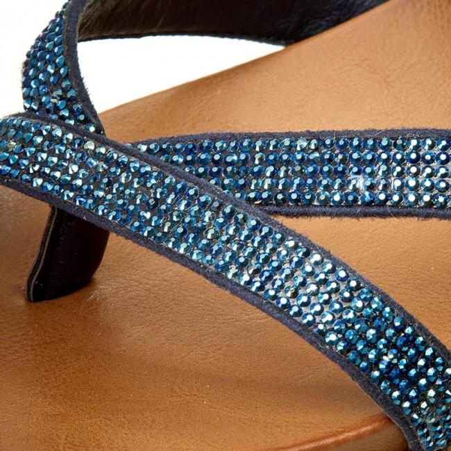 sandals bugatti v6585 6n 425 dunkelblau casual sandals sandals mules and sandals women. Black Bedroom Furniture Sets. Home Design Ideas