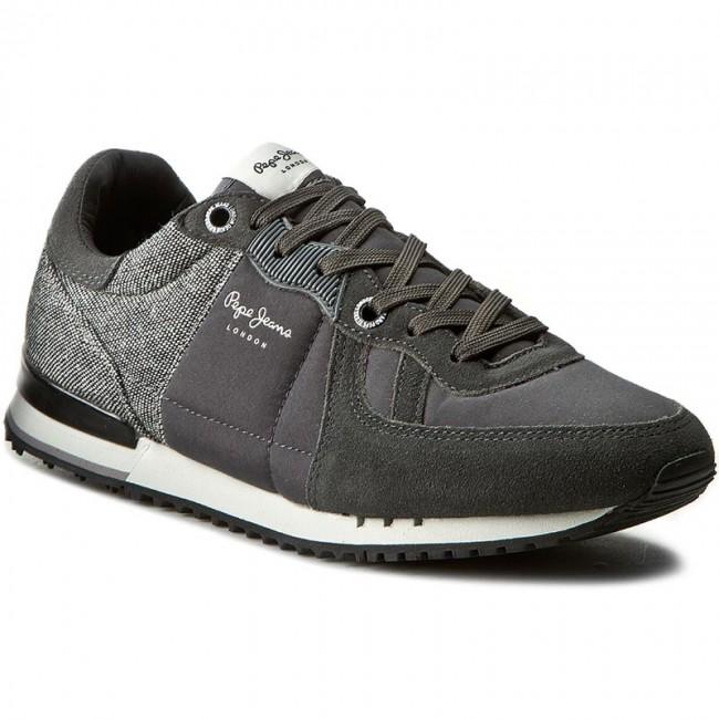 Sneakers PEPE JEANS Tinker Tweed PMS30272 Shadow 957