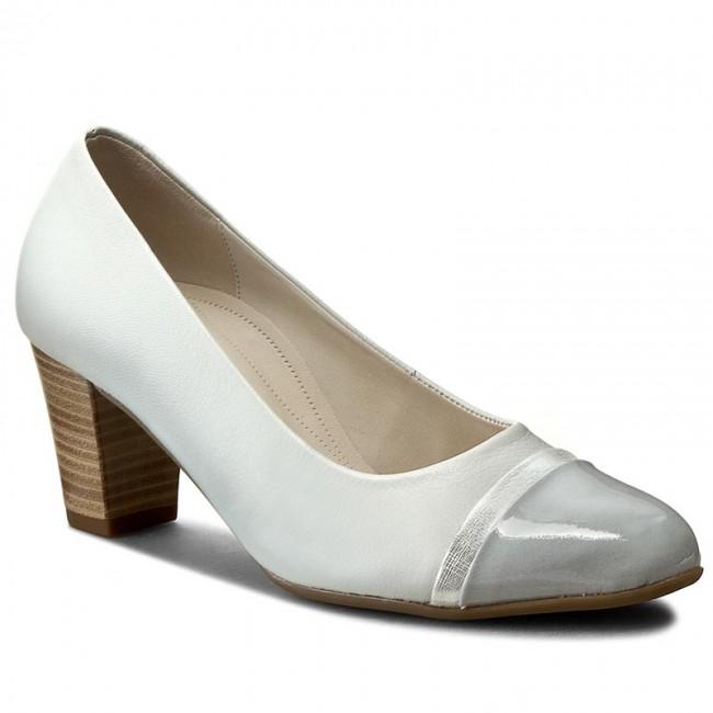 shoes gabor ice sky silber heels low shoes. Black Bedroom Furniture Sets. Home Design Ideas