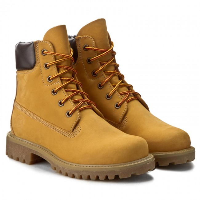 Hiking Boots HEAVY DUTY - Gold 3 Camel
