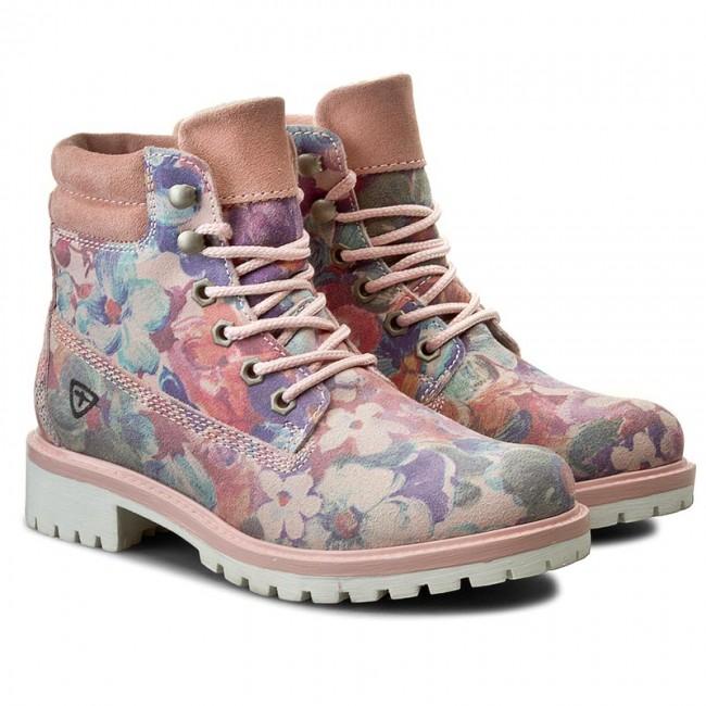 Hiking Boots Tamaris 1 25242 27 Rose Flower 563