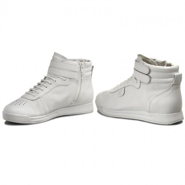 Vielzahl von Designs und Farben neueste unglaubliche Preise Sneakers GEOX - D Chewa B D724MB 00085 C1000 White