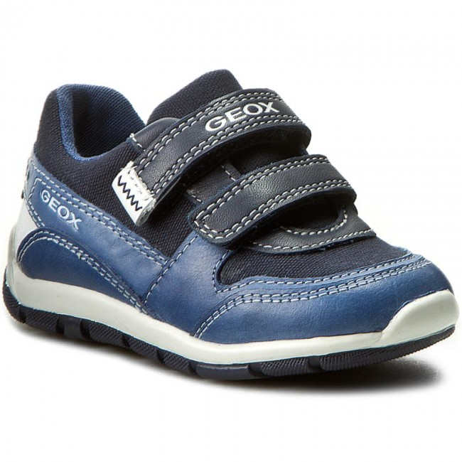 Geox Baby Boy's B SHAAX Blue Sneakers | Geox¨ Official Store