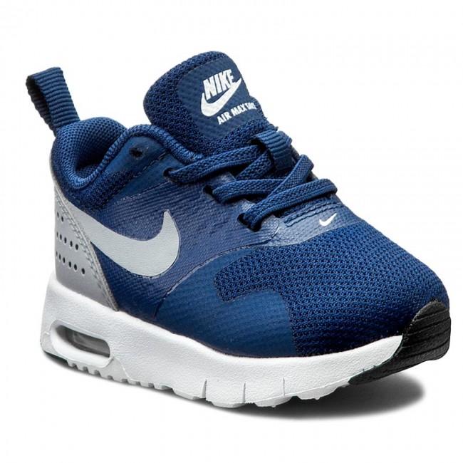 Shoes NIKE Air Max Tavas (Tde) 844106 403 Coastal BlueWolf GreyWhiteB