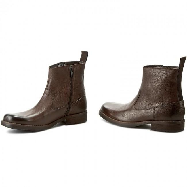 knee high boots clarks ashburn zip 261197757 brown