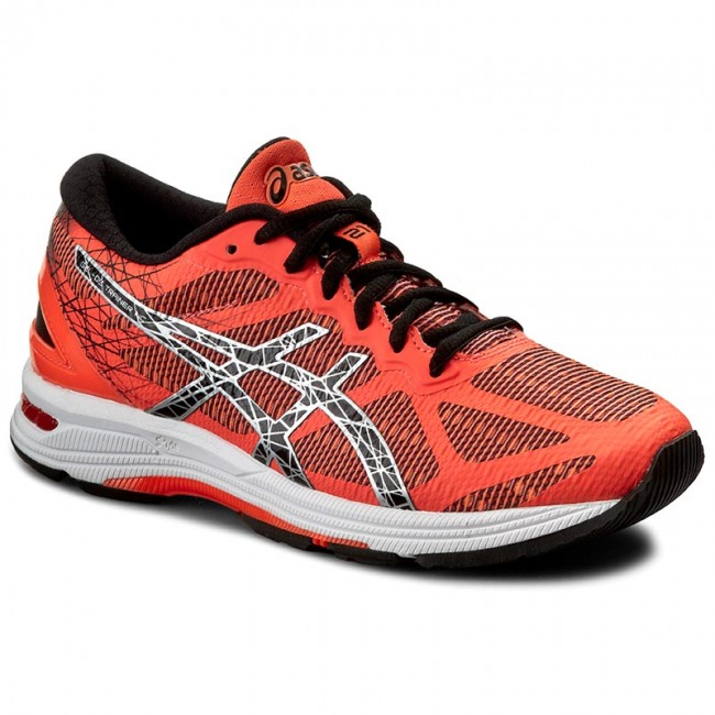 shoes asics gel ds trainer 21 nc t675n flash coral black. Black Bedroom Furniture Sets. Home Design Ideas