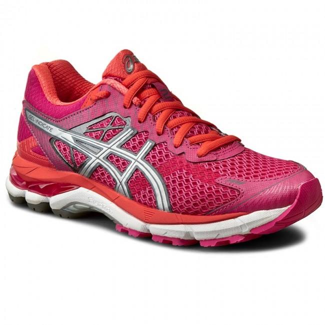 Shoes ASICS Gel Indicate 2 T65SQ Fuchsia PurpleSilverHot Coral 2193
