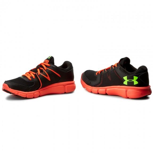 promo code 7912d e7ae7 Shoes UNDER ARMOUR - Ua Thrill 2 1273946-003 Blk/Bon/Hyg