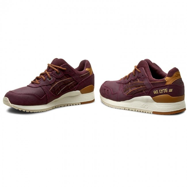 necesidad Conveniente tanque  Sneakers ASICS - Gel-Lyte III H6V1L Rioja Red/Rioja Red 5252 - Sneakers -  Low shoes - Women's shoes | efootwear.eu