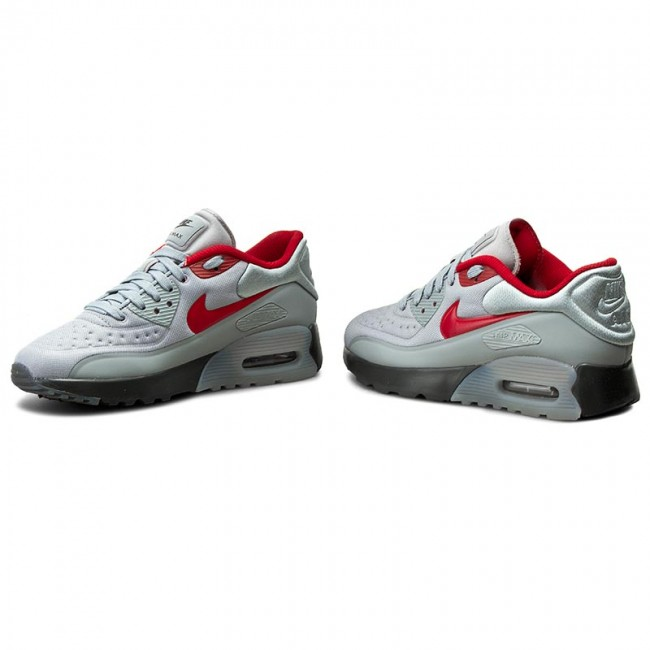Shoes NIKE Air Max 90 Ultra Se (GS) 844599 007 StealthGym RedAnthracite