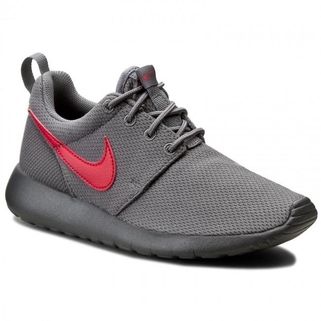 Nowa lista najniższa zniżka wybór premium Shoes NIKE - Roshe One (GS) 599728 035 Dark Grey/Gym Red/Anthracite