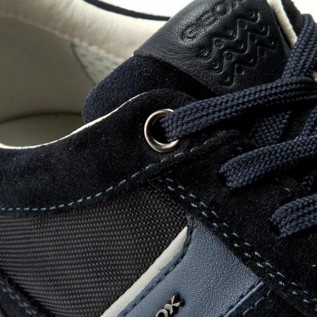 Sneakers GEOX U Wells C U52T5C 02211 C4064 Navy